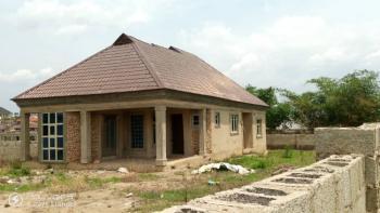 Uncompleted 4 Bedroom Bungalow, Temidire Estate, Alafara Nihort, Idi Ishin, Jericho, Ibadan, Oyo, Detached Bungalow for Sale