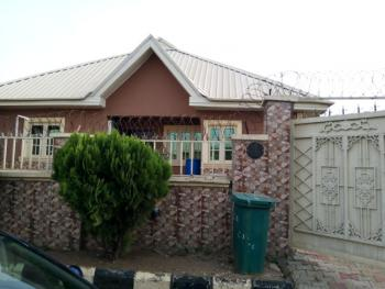 3 Bedroom Fully Detached Bungalow, Sahara Estate, Lokogoma District, Abuja, Detached Bungalow for Sale
