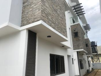 2 Nos Newly Built 4 Bedroom Terrace Duplex with Fitted Kitchen, Osborne, Ikoyi, Lagos, Terraced Duplex for Rent