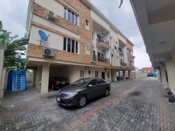 Well Built 3 Bedroom Apartment, Off Bourdillon Road, Ikoyi, Lagos, Flat for Rent