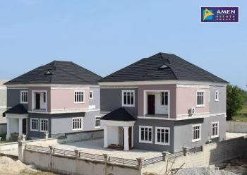 3 Bedroom Fully Detached Duplex House with Bq in Serene Estate, Amen Estate Phase 2, Eleko Beach Road, Ibeju Lekki, Lagos, Detached Duplex for Sale