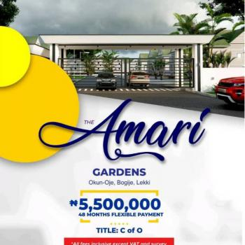 Land, Amari Gardens, Okun-oje, Bogije, Ibeju Lekki, Lagos, Mixed-use Land for Sale