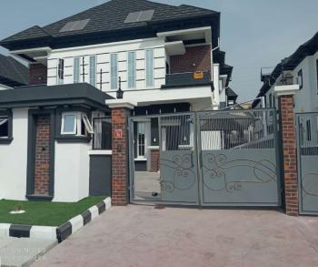 4 Bedroom Semi-detached Duplex with 1 Bq, Chevy View Estate By Chevron Drive, Lekki Phase 2, Lekki, Lagos, Semi-detached Duplex for Sale