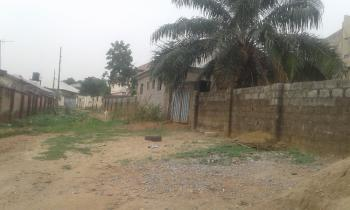 2000 Sqm of Fenced and Gated Land with 2 Way Built Security Post, Fha Karu Phase 2 By Bristol Academy, Karu, Abuja, Residential Land for Sale