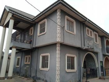Solidly Built and Well Maintained 4 Units of 2 Bedroom Flats, Hilltop Estate Aboru Iyana Ipaja, Alimosho, Lagos, Block of Flats for Sale