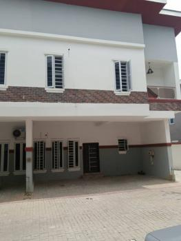 Serviced 4 Bedroom Home, Lafiaji, Lekki, Lagos, Terraced Duplex for Rent