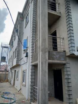 2bedroom Apartment in a Gated Compound, Obadia Street Akoka, Akoka, Yaba, Lagos, House for Rent