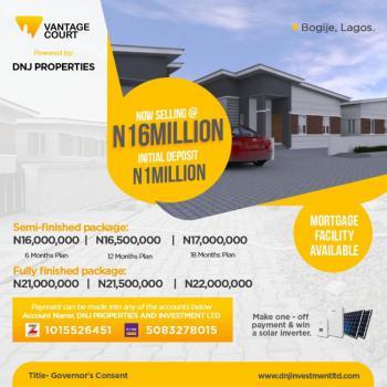House, Vantage Court, Bogije Lekki-epe Expressway, Epe, Lagos, Detached Bungalow for Sale