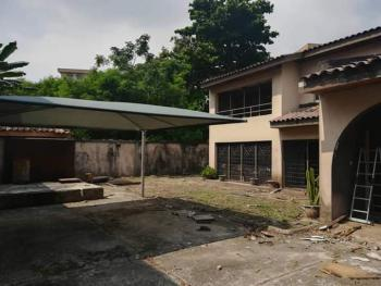 Spacious 5 Bedroom Detached House with 2 Rooms Bq, Estate, Parkview, Ikoyi, Lagos, Detached Duplex for Rent