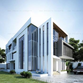 Luxury Detached Duplex, Pinnock Beach Estate, Osapa, Lekki, Lagos, Detached Duplex for Sale