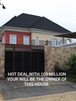 5 Bedroom Detached Duplex, on 900 Sqm with Swimming Pool, Opic, Isheri North, Lagos, Detached Duplex for Sale