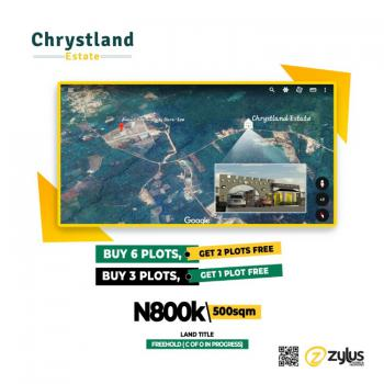 Plots of Land, Epe, Lagos, Residential Land for Sale