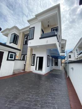 Newly Built 4 Bedrooms Semi Detached Duplex+ Bq, Chevron, Lekki Phase 2, Lekki, Lagos, Semi-detached Duplex for Rent