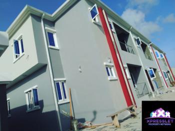 American Standard 2bedroom Flat, Brand New, Close to Express, Tera Annex Estate By Blenco Supermarket, Sangotedo, Ajah, Lagos, Flat for Rent