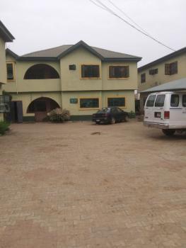 a Block of 4 Units of 2 Bedroom Flats, Opposite Car Park C, Mowe., Mowe Ofada, Ogun, Block of Flats for Sale