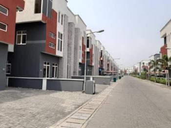 4 Bedroom Semi-detached Triplexes with Ample Parking Space, Osapa London, Osapa, Lekki, Lagos, Semi-detached Duplex for Sale