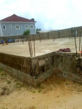 1plot of Land with Duplex Raft, Eleganza Orchid Road Behind Cooplag Garden Estate, Lafiaji, Lekki, Lagos, Residential Land for Sale