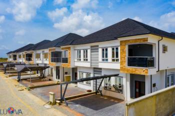 Luxury 4 Bedroom Semi-detached Duplex + Bq, Pinnock Beach, Jakande, Lekki, Lagos, Semi-detached Duplex for Sale