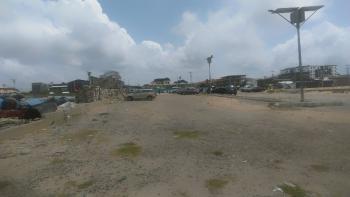 Prime Waterfront Land Measuring 7,400sqm, Close to Landmark Center, Water Corporation Road, Oniru, Victoria Island (vi), Lagos, Mixed-use Land for Sale