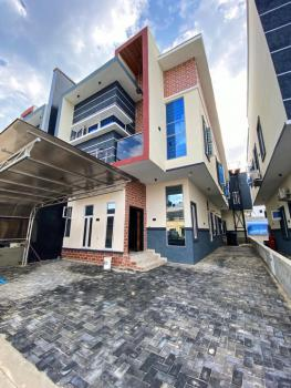 Newly Built Smart 4 Bedroom Semi Detached Duplex with Bq, Lekki, Lagos, Semi-detached Duplex for Rent