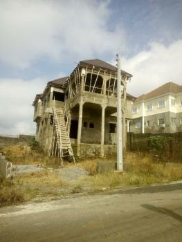 4 Bedroom Duplex Carcass, Basic Estate, Lokogoma District, Abuja, Detached Duplex for Sale
