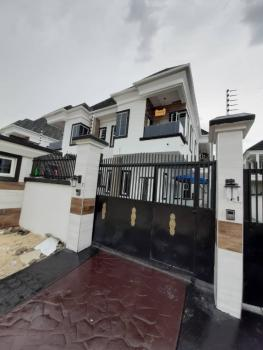 Newly Built  4 Bedroom Semi Detached Duplex with 1 Bq, Orchide Hotel Road By Second Toll Gate Lekki, Lekki Phase 2, Lekki, Lagos, Semi-detached Duplex for Sale