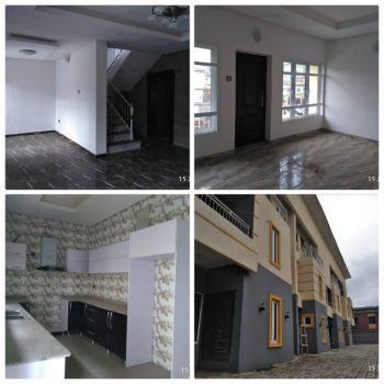 Newly Built 4 Bedroom Terrace Duplex, Opebi, Ikeja, Lagos, Terraced Duplex for Sale