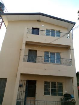 Renovated Spacious 2 Bedroom Upstairs, Off Karounwi Street Kilo, Kilo, Surulere, Lagos, Flat for Rent