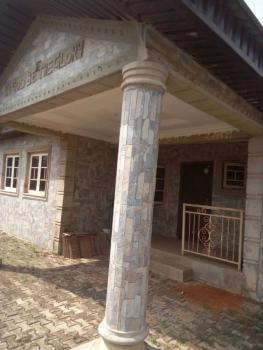 a Standard 5bedroom Bungalow, Off Oreyo Igbogbo Road, Igbogbo, Ikorodu, Lagos, Detached Bungalow for Sale