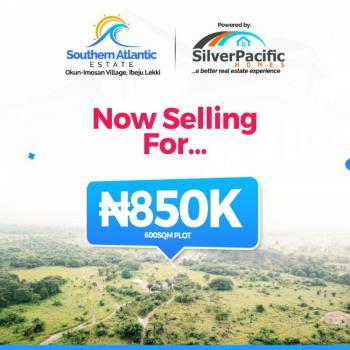 Land, Southern Atlantic Estate, Folu Ise, Ibeju Lekki, Lagos, Residential Land for Sale