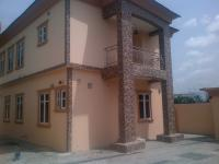 5 Bedroom Detached Duplex(all En-suite) With Cctv, Intercom, Jacuzzi, Air Conditioners, Fitted Kitchen, Laundry Space, Family Lounge, Ante Room And 2 Rooms Boys Quarters And A Spacious Basement, Omole Phase 1, Ikeja, Lagos, 5 Bedroom, 6 Toilets, 5 Baths House For Sale