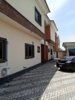 3 Bedroom Terrace Duplex with Bq, Chevy View Estate, Chevron Lekki Lagos, Lekki, Lagos, Terraced Duplex for Rent