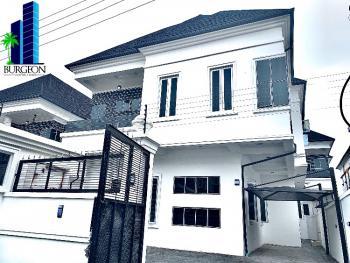 Luxury 5bedrooms +1bq Fully Detached Duplex, Osapa, Lekki, Lagos, Detached Duplex for Sale