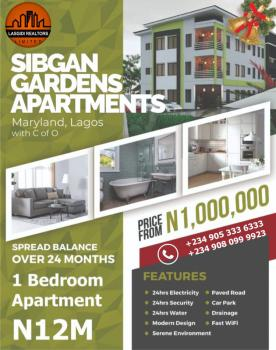 3 Bedroom Apartment, Onigbongbo, Maryland, Lagos, House for Sale