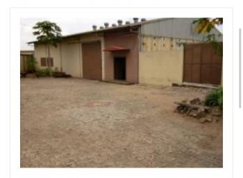 a Bay Warehouse Plus Office Space Measuring 350sqm on 1,200sqm Land, Acme Road, Ogba, Ikeja, Lagos, Warehouse for Rent