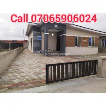 3 Bedroom Bungalow with Free 3kv Solar Inverter, Bogije, Ibeju Lekki, Lagos, Detached Bungalow for Sale