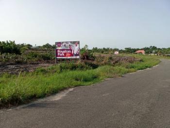 Estate Land  Facing The Road Buy 5get 1free, Houston Park Estate.dangote Refiner,seaport, Ise Town, Eleko, Ibeju Lekki, Lagos, Residential Land for Sale