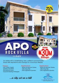 Apo Rock Villa, Apo, Abuja, Mixed-use Land for Sale
