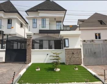 4bedroom Fully Detached Duplex with Bq, Chevron,lekki, Lekki Expressway, Lekki, Lagos, Detached Duplex for Sale
