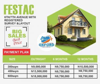 Land, Festca, Badagry, Lagos, Mixed-use Land for Sale