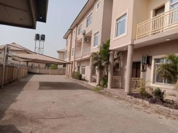 3 Bedroom Terrace Duplex with Bq, Jabi, Abuja, Terraced Duplex for Rent