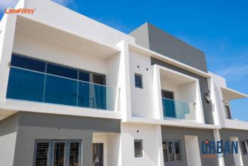 Exotically Finished 2 Bedroom Terrace Duplex  + Bedroom Bq with C of O, Behind Abraham Adesanya, Before Lagos Business School, Lekki, Lagos, Terraced Duplex for Sale
