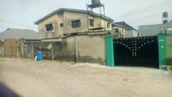 3 Bedrooms Blocks of 4 Flats, Oluyole Extention Elebu, Ibadan, Oyo, Block of Flats for Sale