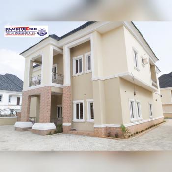 Brand New Luxury 5 Detached House with Pool, Efab Metropolis Estate, Karsana, Abuja, Detached Duplex for Sale