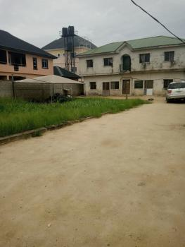 Land Half Plot, Fenced with Gate, Beautiful Estate, Life Is Good, at Lekki Ajah Addo Hamony Estate, Life Is Good, Ado, Ajah, Lagos, Residential Land for Rent