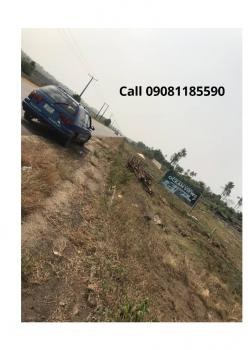 Estate Land, Before Lacampagne,after Dangote Seaport, Eleko, Ibeju Lekki, Lagos, Residential Land for Sale