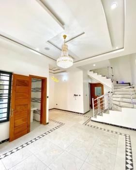 Top-notch Luxury House, Off Shoprite Road, Osapa, Lekki, Lagos, Semi-detached Duplex for Sale