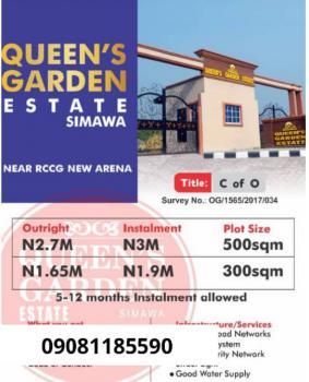 Estate, Close to Redeem Camp, Simawa, Ogun, Residential Land for Sale