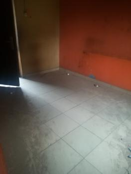 a Luxury Room and Parlour Self Contained with 2 Toilets and Baths, Along College Road, Ogba, Ikeja, Lagos, Mini Flat for Rent