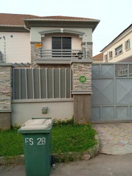 Exclusively Finished 4 Bedrooms Semi Detached Duplex + Bq, By Games Village Near House on The Rock Church, Garki, Abuja, Semi-detached Duplex for Rent